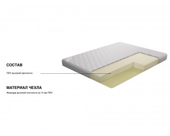 Beauty Sleep-VIA-compact 800х1900