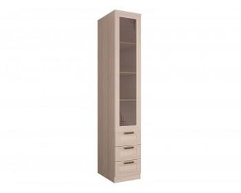 Шкаф с ящиками и стеклянной дверью 59 Орион