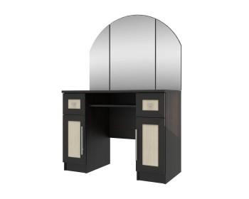 Стол туалетный с зеркалом Юлианна