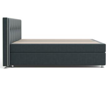 Кровать с матрасом и зависимым пружинным блоком Нелли (160х200) Box Sprin