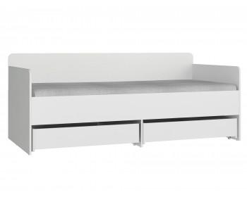Кровать с мягким элементом Модерн - Стиль (90х190)