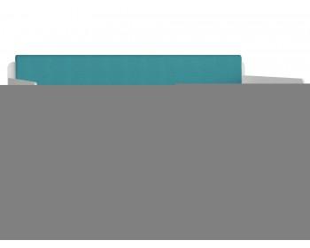 Кровать с мягким элементом Модерн - Техно (90х190)