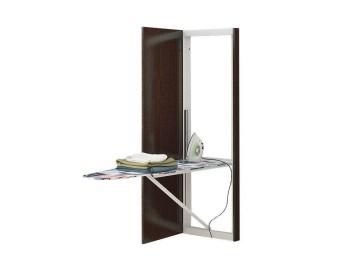 Панель с зеркалом со встроенной гладильной доской Тип-1