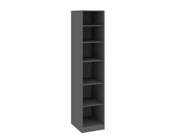 Шкаф для белья с 1 дверью с зеркалом L Наоми