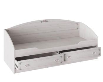 Кровать с 2 ящиками Ариэль (80х200)
