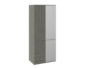 Шкаф для белья с 1 дверью и 1 зеркальной дверью Либерти