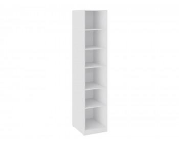 Шкаф для белья со стеклянной дверью Глосс