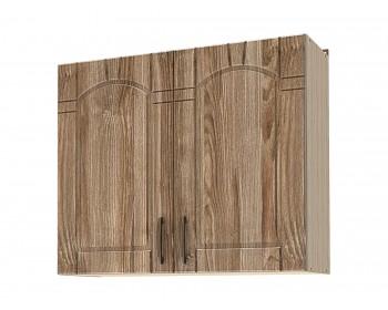 Шкаф навесной Камила тёмная 80 см