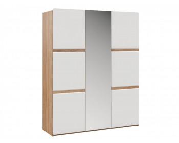 Шкаф 3-х дверный Дуб Дакота