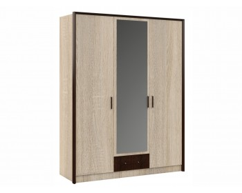 Шкаф 3-х дверный Эшли