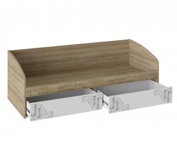 Кровать с 2 ящиками Оксфорд (80х200)