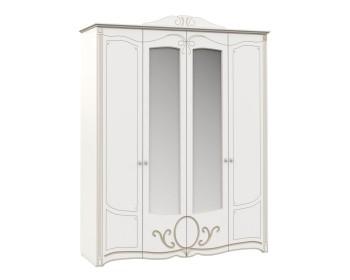 Шкаф 4-х дверный Барбара