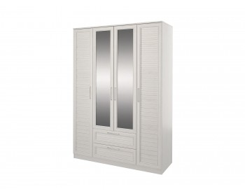 Шкаф 4-х дверный Лоретт