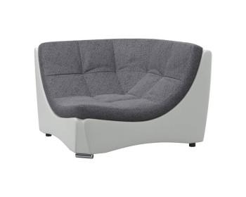 Угловое кресло Монреаль Кантри Графит