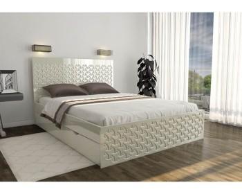 Кровать Глянец Премиум 49