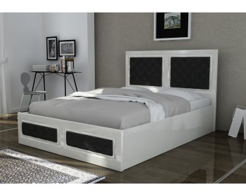 Кровать Глянец Премиум 3
