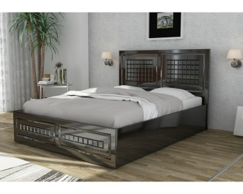 Кровать Глянец Премиум 4