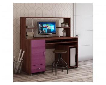 Компьютерный стол Мартин Глянец-10