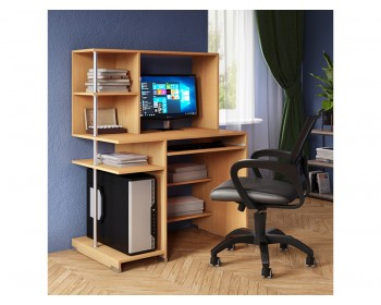 Компьютерный стол Мартин Глянец-3