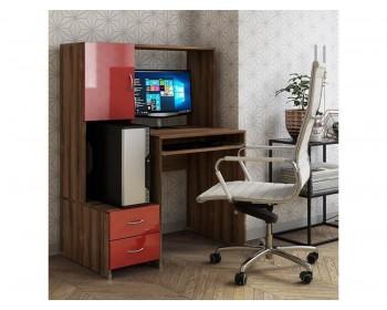 Компьютерный стол Мартин Глянец-5