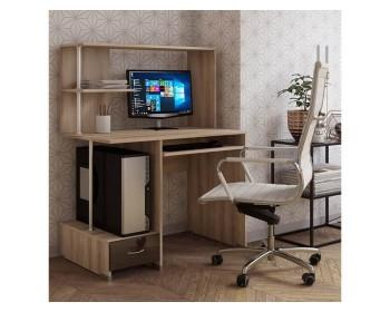 Компьютерный стол Мартин Глянец-6