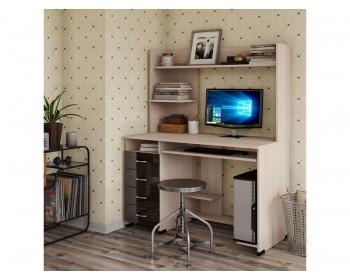 Компьютерный стол Роберт Глянец-1