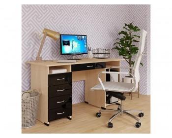 Компьютерный стол Милан Глянец-10