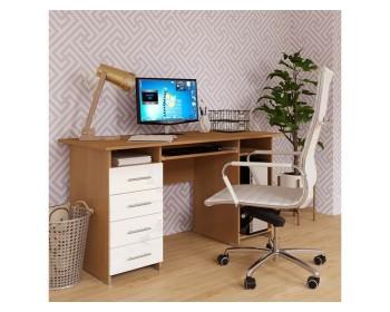 Компьютерный стол Милан Глянец-9