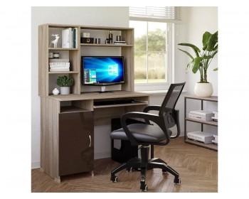 Компьютерный стол Милан Глянец-6
