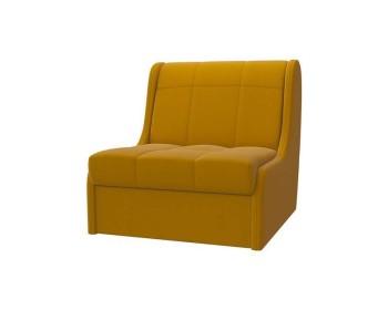 Кресло-кровать Торонто Плюш Мастард