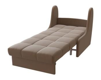 Кресло-кровать Торонто Плюш Браун