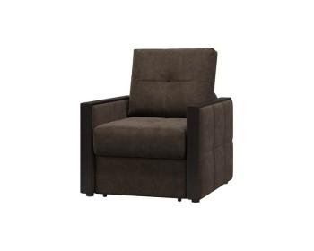 Классическое кресло Валенсия Плюш Шоколад