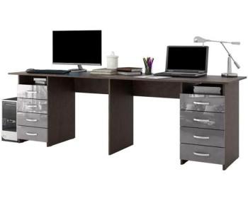 Письменный стол Тандем-3 Глянец 3-5