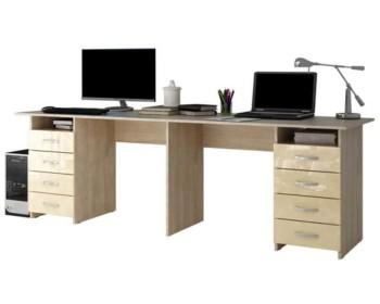 Письменный стол Тандем-3 Глянец 1-10