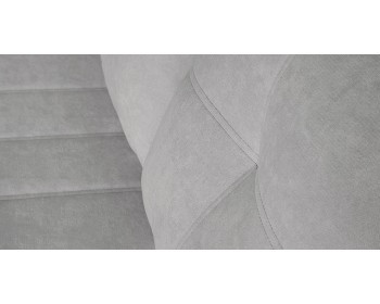 Кушетка Корфу NEXT 147 прямая Светло-серый