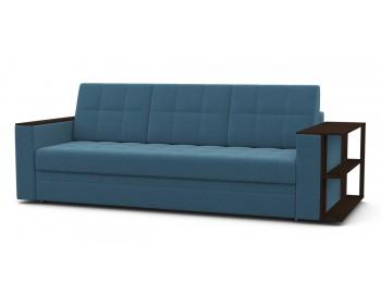 Диван прямой Атланта NEXT со столиком 255 прямой Синий