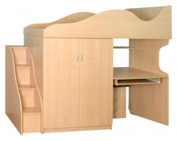 Стенка детская Детская мебель МХ