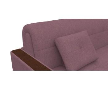 Диван угловой Сидней 155 с оттоманкой 278 угловой Пурпурный