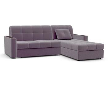 Диван угловой Сидней 140 с оттоманкой макси 263 угловой Фиолетовый