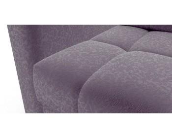 Диван угловой Сидней 140 с оттоманкой max декор дуб каньон 263 угловой Фиолетовый