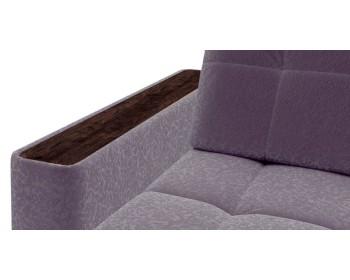 Диван угловой Сидней 155 с оттоманкой макси 278 угловой Фиолетовый