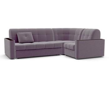 Диван угловой Сидней 155 с кресельной секцией 287 угловой Фиолетовый