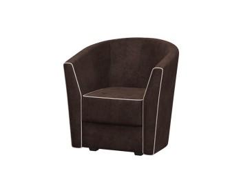 Классическое кресло Лацио Клипс Шоколад Лайн
