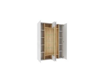 Шкаф-витрина Куба 1715.М3