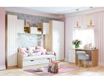 Кровать Оливия New НМ 008.63-01 Х
